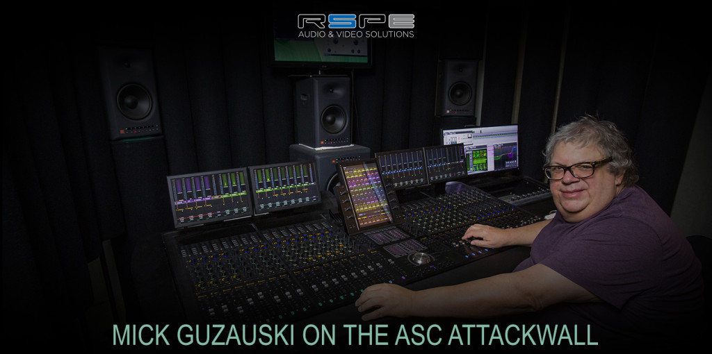 Mick Guzauski on Mixing Daft Punk Interview