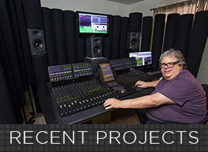 Mick Guzauski Recent Projects
